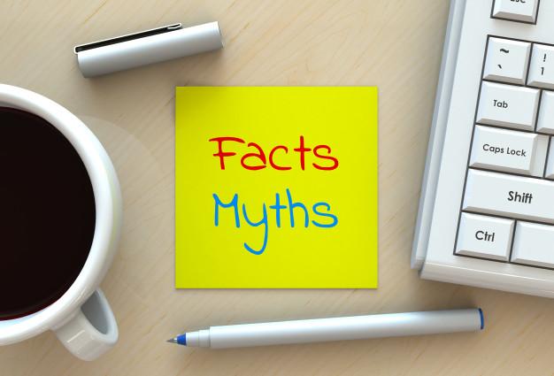digital marketing myths, digital marketing facts