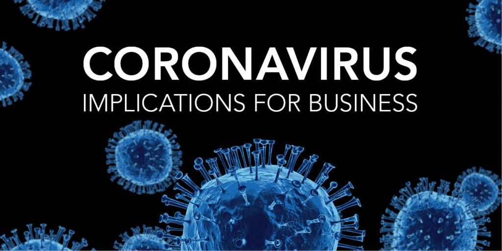 Impact of coronavirus on business
